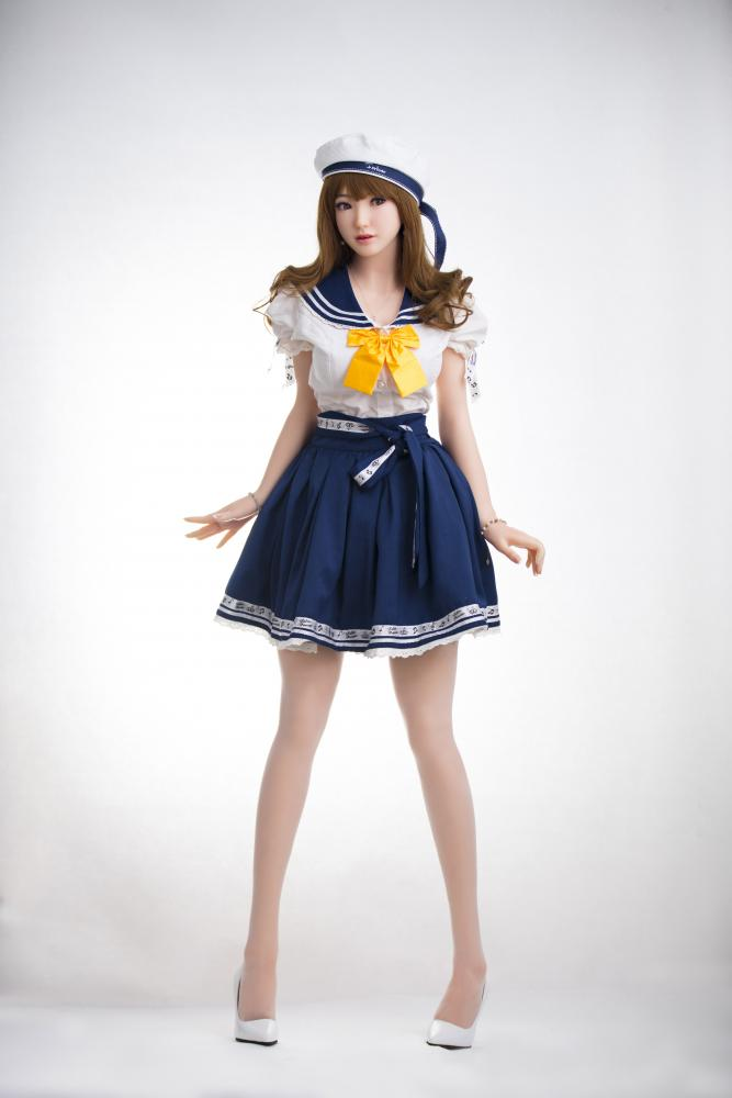 navy outfit love doll
